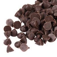 Regal 10 lb. Chocolate Chip Miniatures 4M Candy Ice Cream Topping