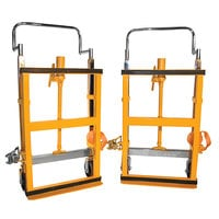Wesco Industrial Products 272952 Hydraulic Lift Furniture Mover - 3950 lb. Capacity