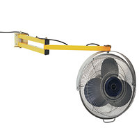 Wesco Industrial Products 272329 18 inch Dock Fan with 60 inch Arm