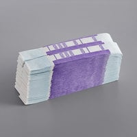 Violet Self-Adhesive Currency Strap - $2,000 - 1000/Case