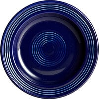 Acopa Capri 6 1/8 inch Deep Sea Cobalt China Plate - 12/Pack