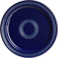 Acopa Capri 10 inch Deep Sea Cobalt China Plate - 12/Case
