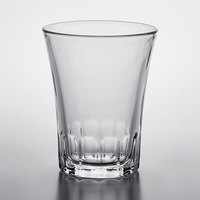 Duralex 1003AC04 Amalfi 4.65 oz. Stackable Glass Tumbler - 48/Case