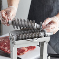 Backyard Pro MT-31TB Butcher Series Tenderizer Blade Set for Meat Cubers and Tenderizers
