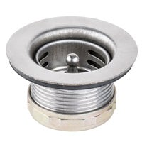1 1/2 inch Basket Drain with Strainer - 1 1/2 inch IPS