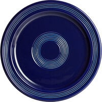 Acopa Capri 9 inch Deep Sea Cobalt China Plate - 12/Case