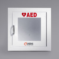 Cardiac Science 50-00400-10 Recessed Mount Standard Size AED Cabinet