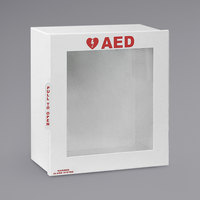 HeartSine PAD-CAB-04 Surface Mount AED Cabinet with Alarm for Samaritan PAD AEDs