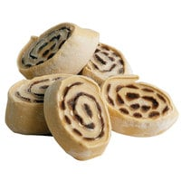 Rich's 2.25 oz. Traditional Proof & Bake Cinnamon Roll Dough - 120/Case