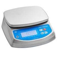 Avaweigh WPC10SS 10 lb. IP68 Waterproof Digital Portion Control Scale