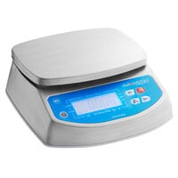 Avaweigh WPC30SS 30 lb. IP68 Waterproof Digital Portion Control Scale