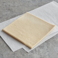 Rich's 5 inch x 5 inch Square Puff Pastry Dough Sheet - 120/Case