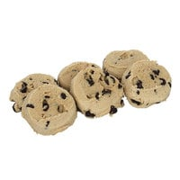 Rich's 1.5 oz. Everyday Preformed Chocolate Chip Cookie Dough - 210/Case
