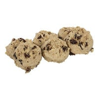 Rich's 1.5 oz. Everyday Preformed Oatmeal Raisin Cookie Dough - 210/Case