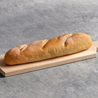 Amoroso's 10 inch Philadelphia Hearth-Baked Unsliced Hoagie Roll - 48/Case