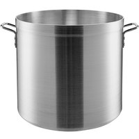 Carlisle 61260 60 Qt. Standard Weight Aluminum Stock Pot