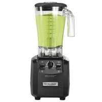 Hamilton Beach HBH550 Fury 3 hp 64 oz. High Performance Bar Blender - 120V