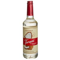 Torani 750 mL Puremade Coconut Flavoring Syrup