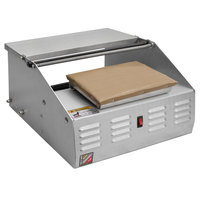 Heat Seal 500A MINI Compact Single 12 inch Roll Film Roller Mounted Countertop Wrapping Machine - 725W, 115V