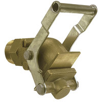 Wesco Industrial Products 272034 Heavy Duty 2 inch Brass Gate Valve for Select Drums