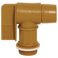 Wesco Industrial Products 272176 2 inch Plastic Faucet for Select Drums