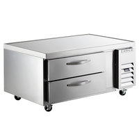 Beverage-Air WTRCS48HC 48 inch 2 Drawer Refrigerated Chef Base