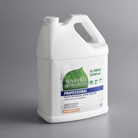 Seventh Generation 44720 Professional Free & Clear 1 Gallon All Purpose Cleaner   - 2/Case