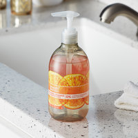 Seventh Generation 22925 Purely Clean 12 oz. Mandarin Orange & Grapefruit Hand Soap - 8/Case