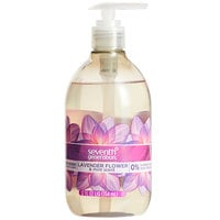 Seventh Generation 22926 Purely Clean 12 oz. Lavender Flower & Mint Hand Soap - 8/Case