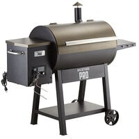 Backyard Pro PL2032 32 inch Wood-Fired Pellet Grill with Advanced Controls - 780 Sq. In.