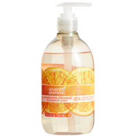Seventh Generation 22925 Purely Clean 12 oz. Mandarin Orange & Grapefruit Hand Soap