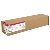 Canon 1099V649 100' x 24 inch White 6 Mil High Resolution Matte Coated Bond Paper