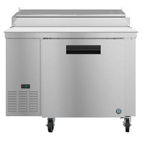 Hoshizaki PR46A 46 inch 1 Door Refrigerated Pizza Prep Table