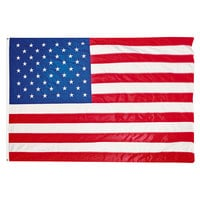 Advantus MBE002270 U.S.A. Flag - 5' x 8' Heavy Weight Nylon All-Weather Outdoor