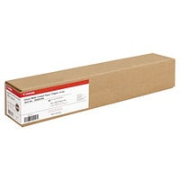 Canon 0849V349 100' x 24 inch White 8 Mil Matte Coated Paper Roll