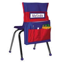 Carson Dellosa CD158035 Chairback Buddy Pocket Chart