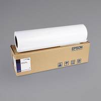Epson S042080 100' x 20 inch Luster White 10 Mil Premium Photo Paper Roll