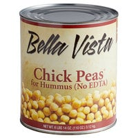 Bella Vista #10 Can Chick Peas for Hummus (No EDTA)