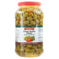 1 Gallon Stuffed Queen Olives - 160/180 Count