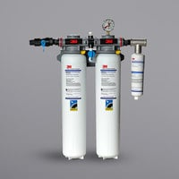 3M Water Filtration Products DP295-CL High Flow Series Multi-Equipment Water Filtration System - 5 Micron Rating and 5 GPM
