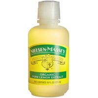 Nielsen-Massey 18 oz. Pure Organic Lemon Extract