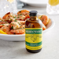 Nielsen-Massey 4 oz. Pure Organic Lemon Extract