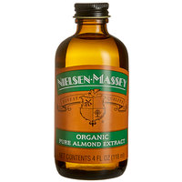 Nielsen-Massey 4 oz. Pure Organic Almond Extract