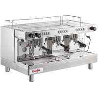 Estella Caffe ECEM3 Three Group Automatic Espresso Machine - 220-240V