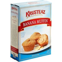 Krusteaz Professional 5 lb. Banana Muffin Mix - 6/Case