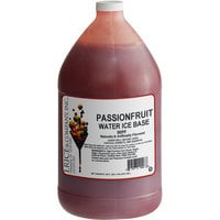 I. Rice 1 Gallon Passion Fruit Water Ice Base