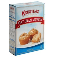 Krusteaz Professional 5 lb. Oat Bran Muffin Mix - 6/Case