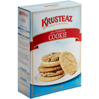 Krusteaz Professional 5 lb. All-Purpose Cookie Mix - 6/Case