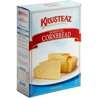 Krusteaz Professional 5 lb. Homestyle Cornbread Mix - 6/Case