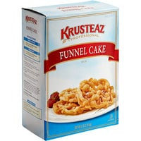 Krusteaz Professional 5 lb. Funnel Cake Mix - 6/Case